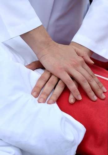 Resuscytacja krążeniowo-oddechowa może przywrócić oddech i krążenie u poszkodowanego